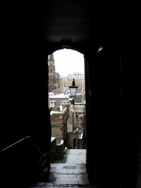 Old Town Edinburgh, Scotland