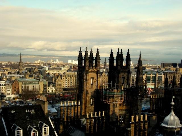 Camera Obscura, Edinburgh, Scotland