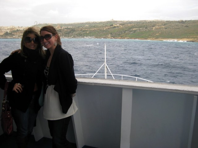 Gozo Ferry from Malta