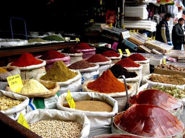 Spice Bazaar, Istanbul, Turkey