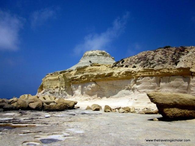 Calypso's Cave, Gozo, Malta