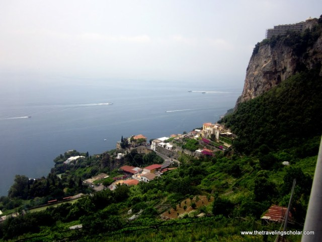 Amalfi Coast Hillside