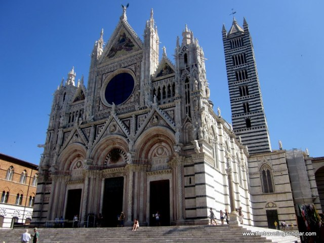 Duomo in Siena, Tuscany, Italy