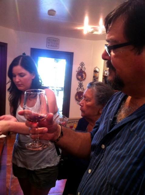Jodar Winery, El Dorado County