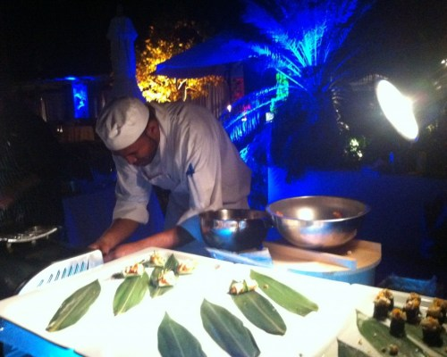 Culinary Conclave, Viceroy Anguilla