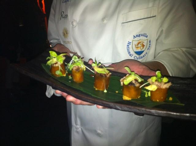 Culinary Conclave, Anguilla