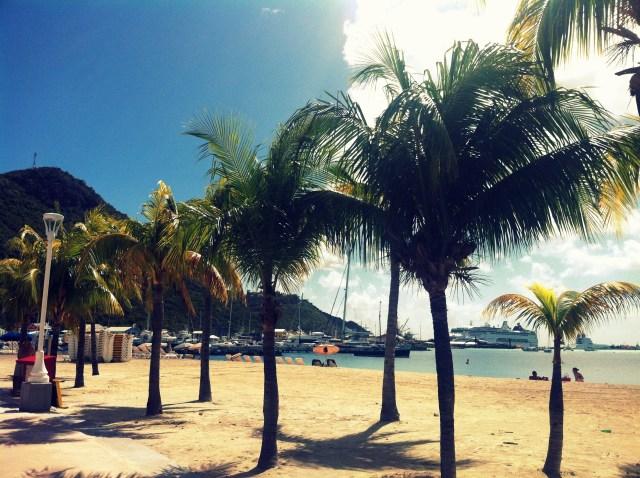Day Trip to St. Maarten