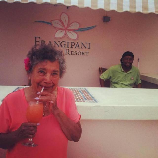 Frangipani Beach Resort Cocktail Party