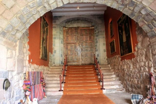 Hotel Monasterio, Cusco, Peru