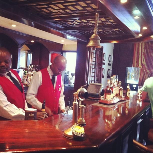 Exchange Bar, Sarova Stanley