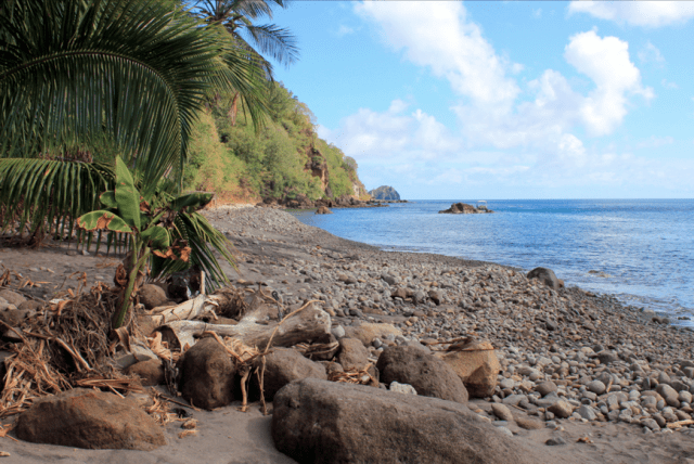Champagne Beach, Dominica