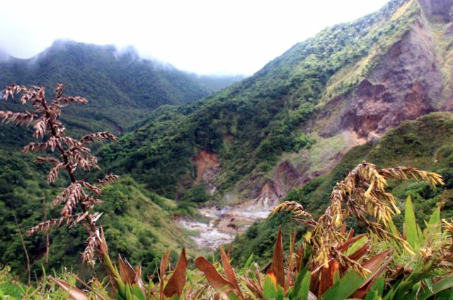 Boiling Lake Hike, Dominica