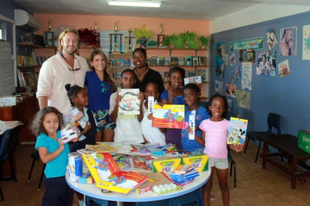 Pack for a Purpose, Anguilla