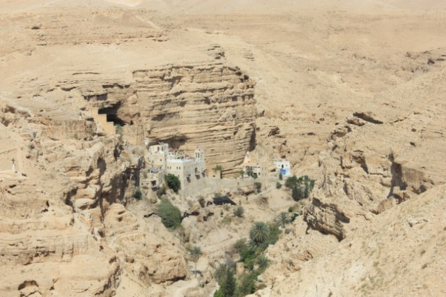 St. George's Monastery, Wadi Qelt, West Bank