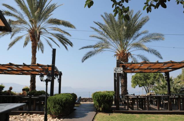 Ein Gev Kibbutz, Israel