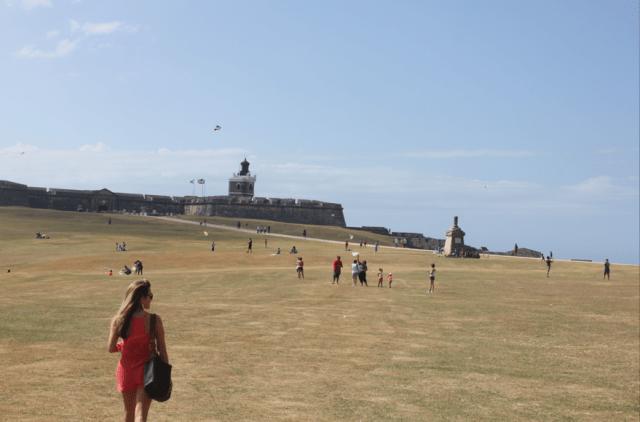 El Morro, Puerto Rico