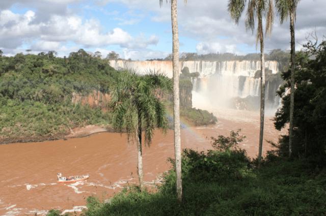Lower Trail, Iguazu Falls, Argentina
