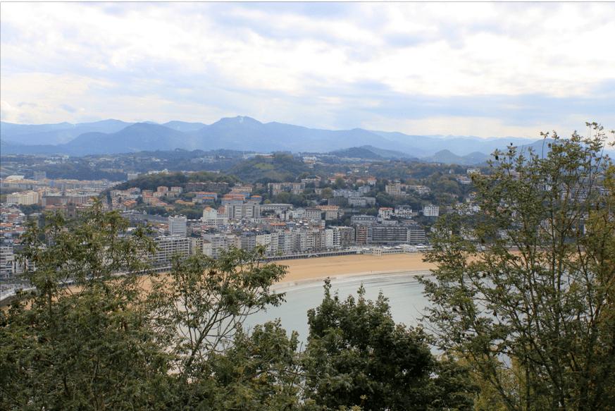 Monte Urgull, San Sebastian