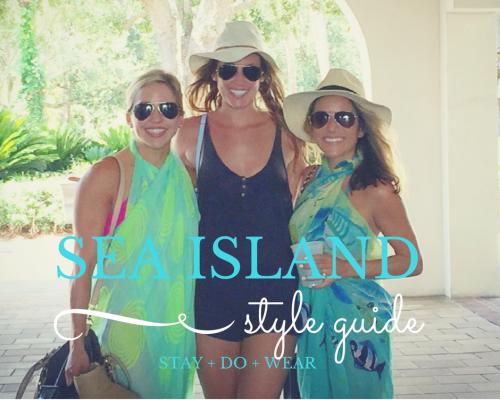 Destination Inspiration: Sea Island   The Wanderlust Effect