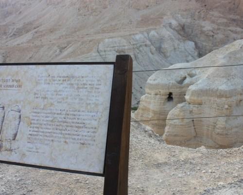 Dead Sea Scrolls, Qumran, Israel