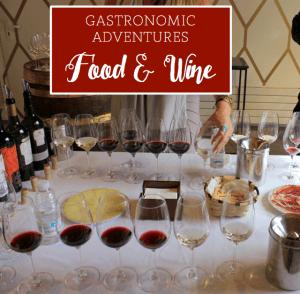Food & Wine - The Wanderlust Effect