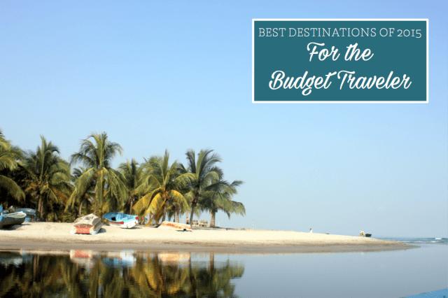 Top Destinations for the Budget Traveler