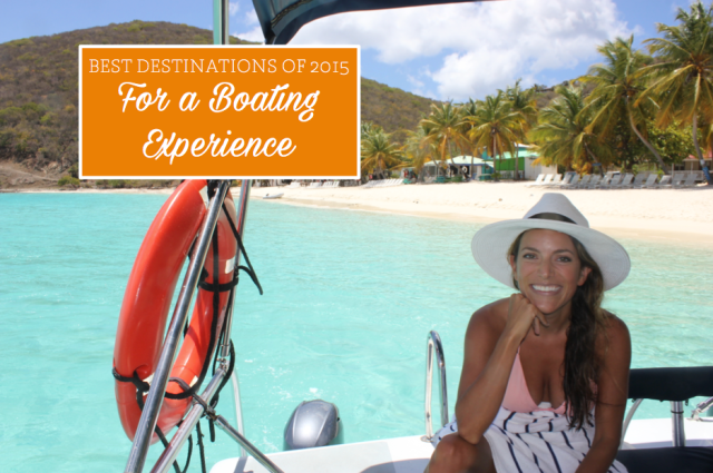 Top Destinations for Boating