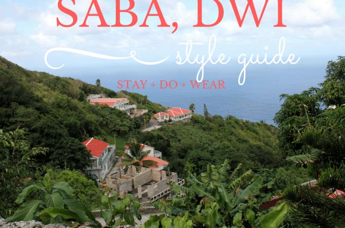 Destination Inspiration: Saba | The Wanderlust Effect