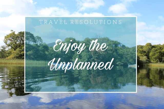 New Year's Travel Resolutions