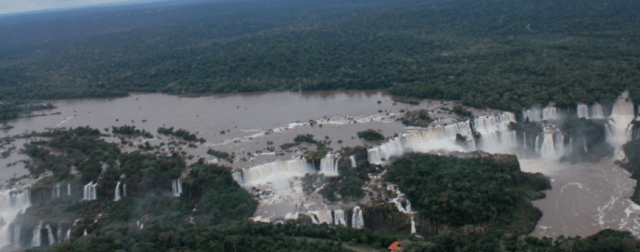 Helicopter Tour with Helisul, Iguassu Falls