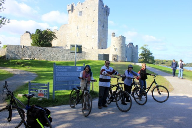 Cycling, Killarney National Park