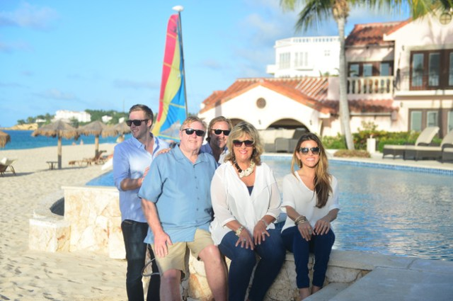 Family Photo shoot, Meads Bay Anguilla