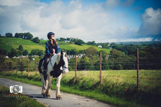 Horseback Riding, Killarney National PArk