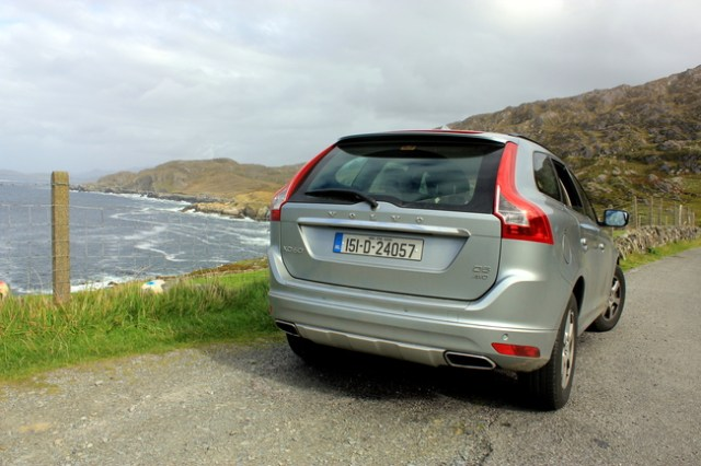 Renting a car in Ireland, Dunboy Castle, Ring of Beara, Ireland