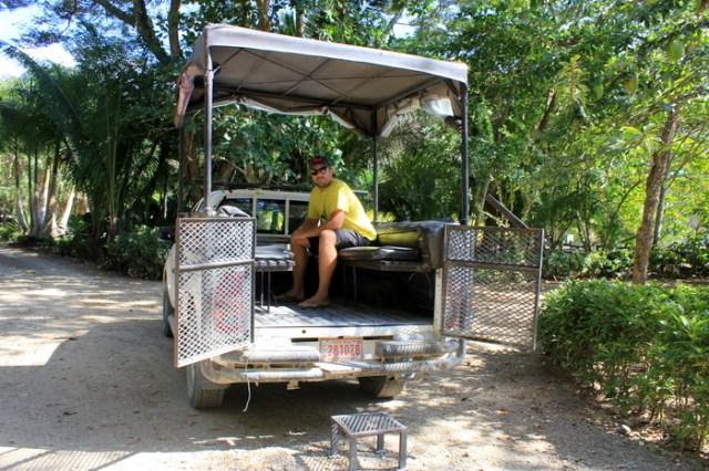 SWK, Playa Caletas at Villa Caletas, Costa Rica