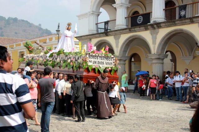 Easter, Antigua Guatemala