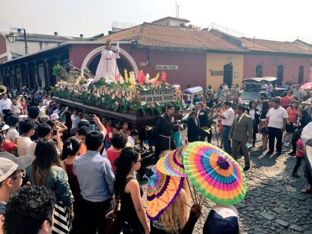 Easter Sunday, Antigua Guatemala