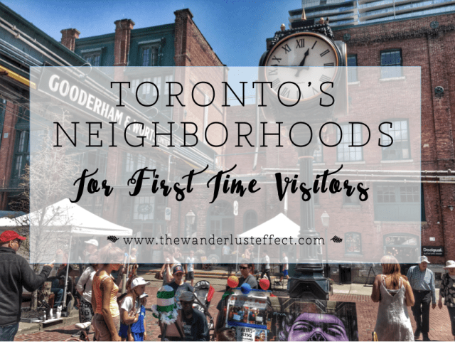 Toronto for First Time Visitors