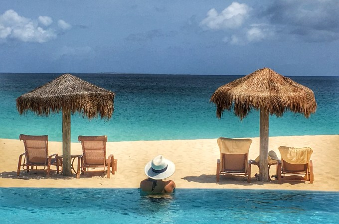 Frangipani Beach Resort, Anguilla