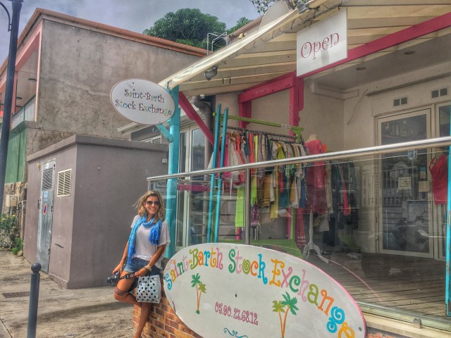 The St. Barth Stock Exchange - Shopping in St. Barths