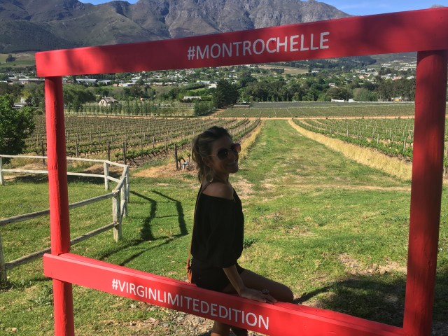 Mont Rochelle, Wine Tasting on the Franschhoek WIne Tram