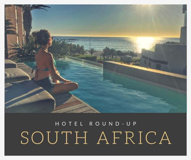 South Africa Hotel Round-Up: POD Camps Bay