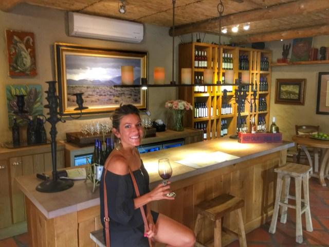 Le Petite Dauphin, Franschhoek Wine Tram