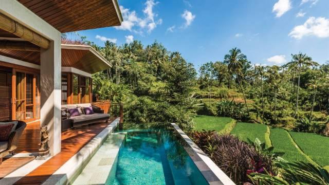 Four Seasons Bali, Indonesia