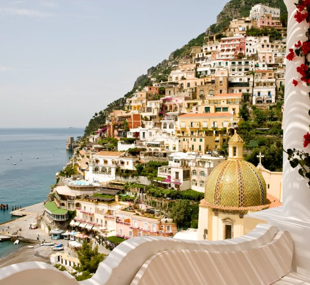 Le Sirenuse Hotel, Positano, Italy