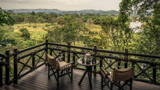Destinations for Valentine's Day, Four Seasons Tented Camp Golden Triangle
