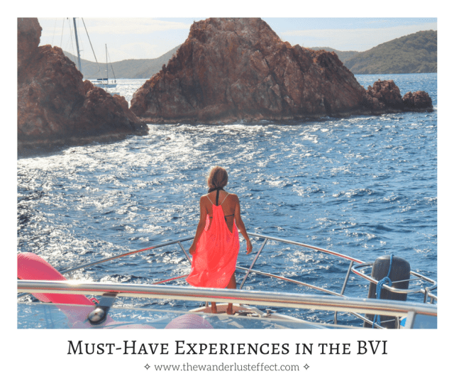 Experiences in the BVI: The Indians, British Virgin Islands