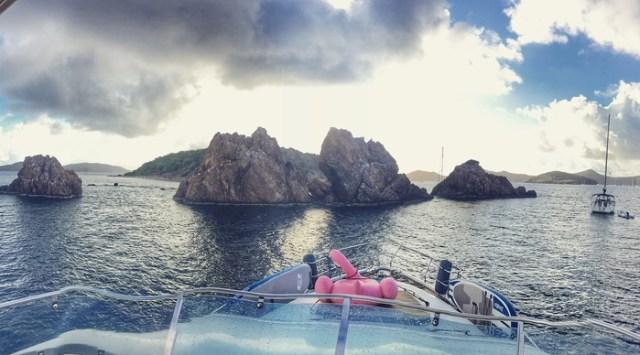 The Indians, Norman Island, British Virgin Islands