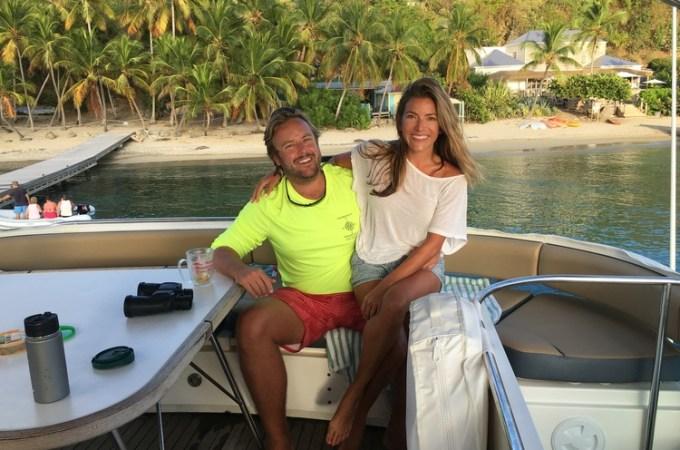 Cooper Island, British Virgin Islands