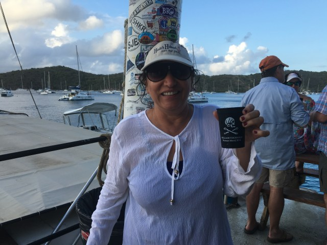 Willy T, Norman Island, British Virgin Islands